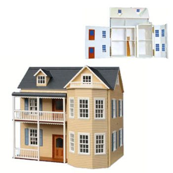 eliza wooden dolls house