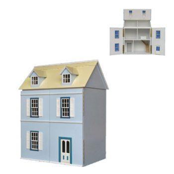 Leafield Deluxe Dolls House
