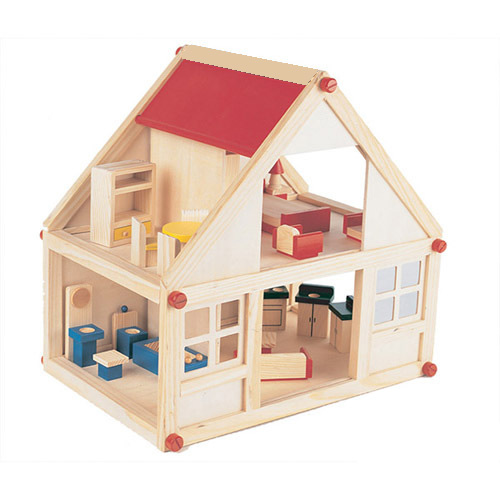 Timbertop Mini Wooden Dolls House