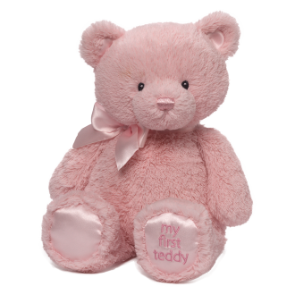 My First Teddy Pink 4043975