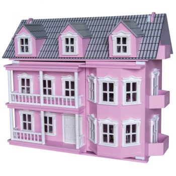 Pink Victoria Dolls House