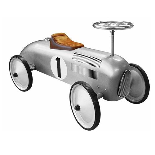 speedster in silver
