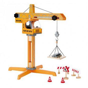 Hape Wooden Crane
