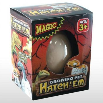 hatching dinosaur egg