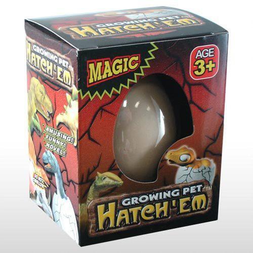 Hatching Dino Egg 6cm