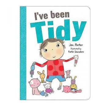ive been tidy book