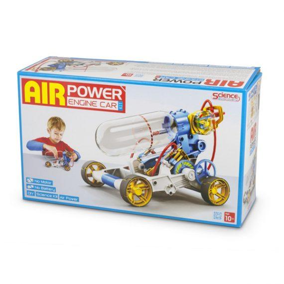airpowered car