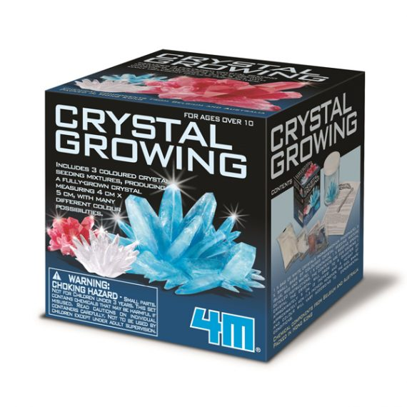 cystal growing set 1