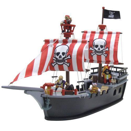 Pirate Ship Timbertop