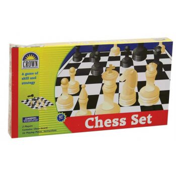 crown chess set