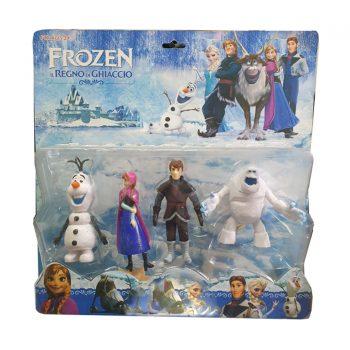 Frozen Figurine Set Anna